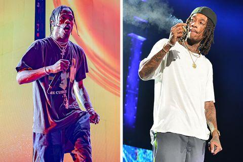 Travis Scott & Wiz Khalifa Link up on New Song