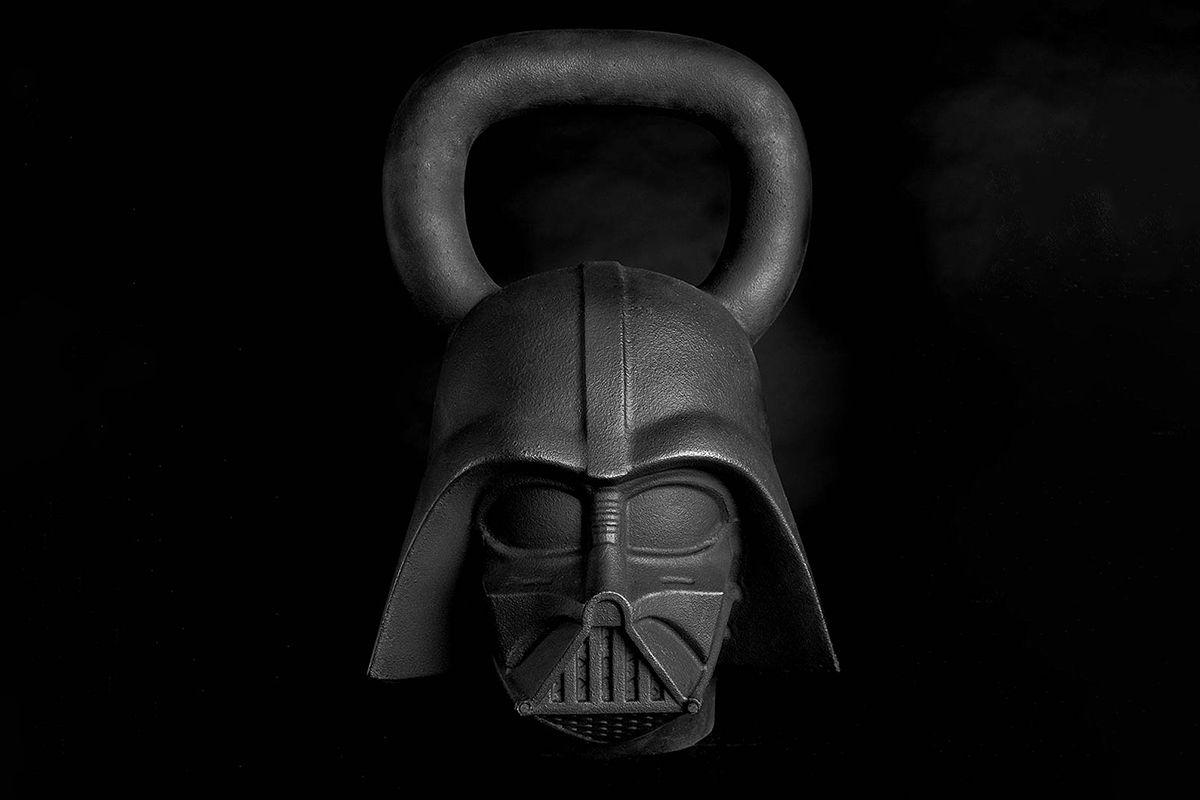 Darth Vader Kettlebell