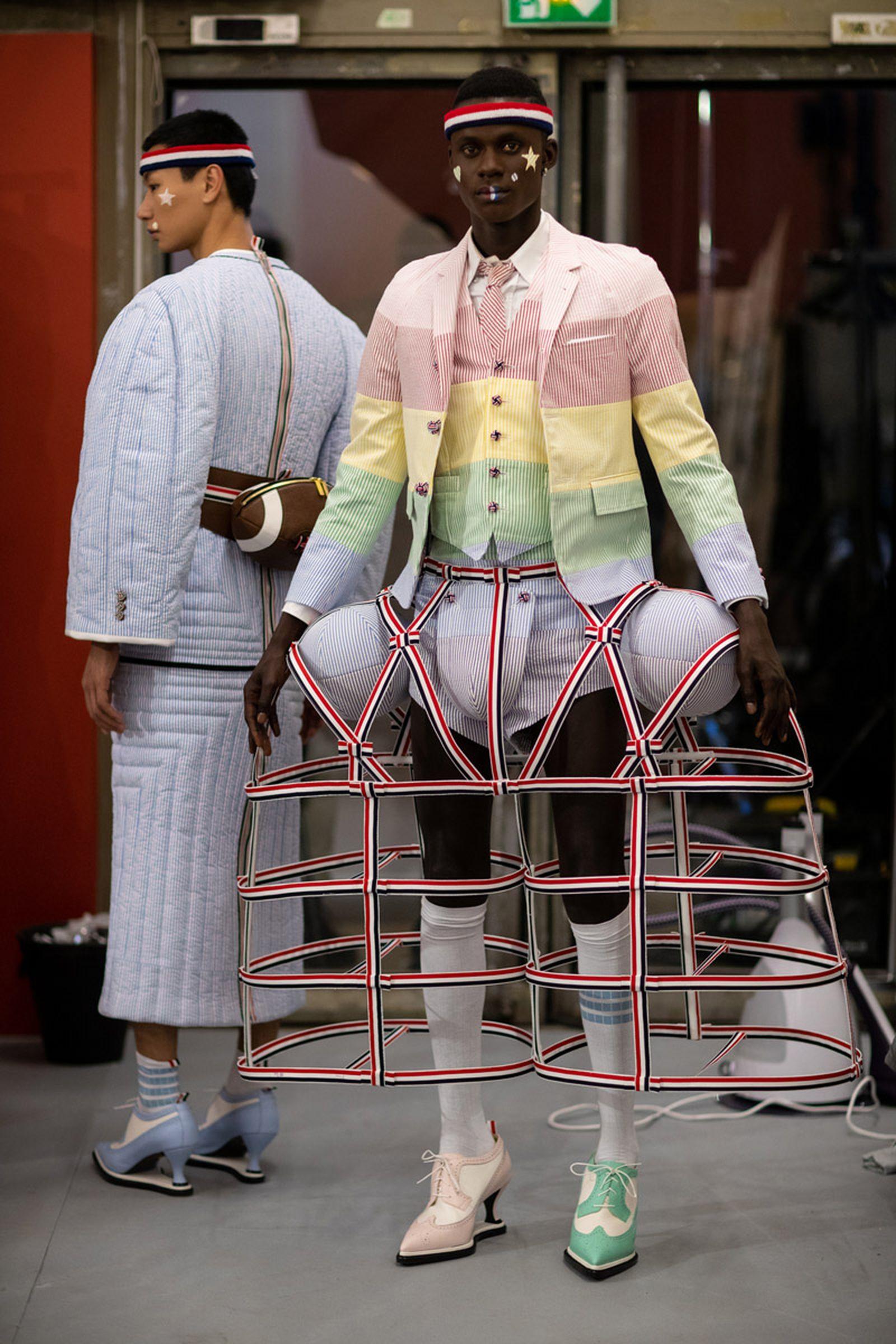 MSS20 Paris Thom Browne Eva Al Desnudo For web 21 paris fashion week runway