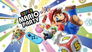 super mario party trailer nintendo switch