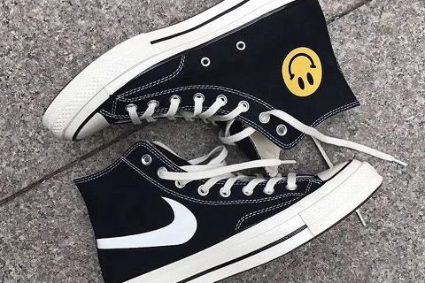 a96cfea407b2 This Custom Converse All-Star With a Nike Swoosh Is the Ultimate Mashup
