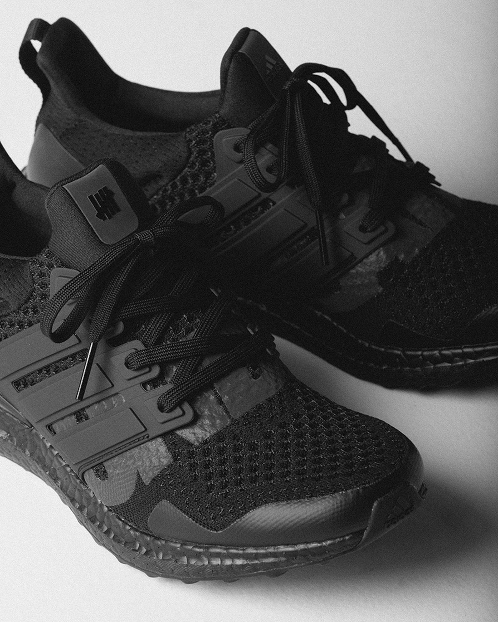 undefeated adidas ultraboost blackout release date price product
