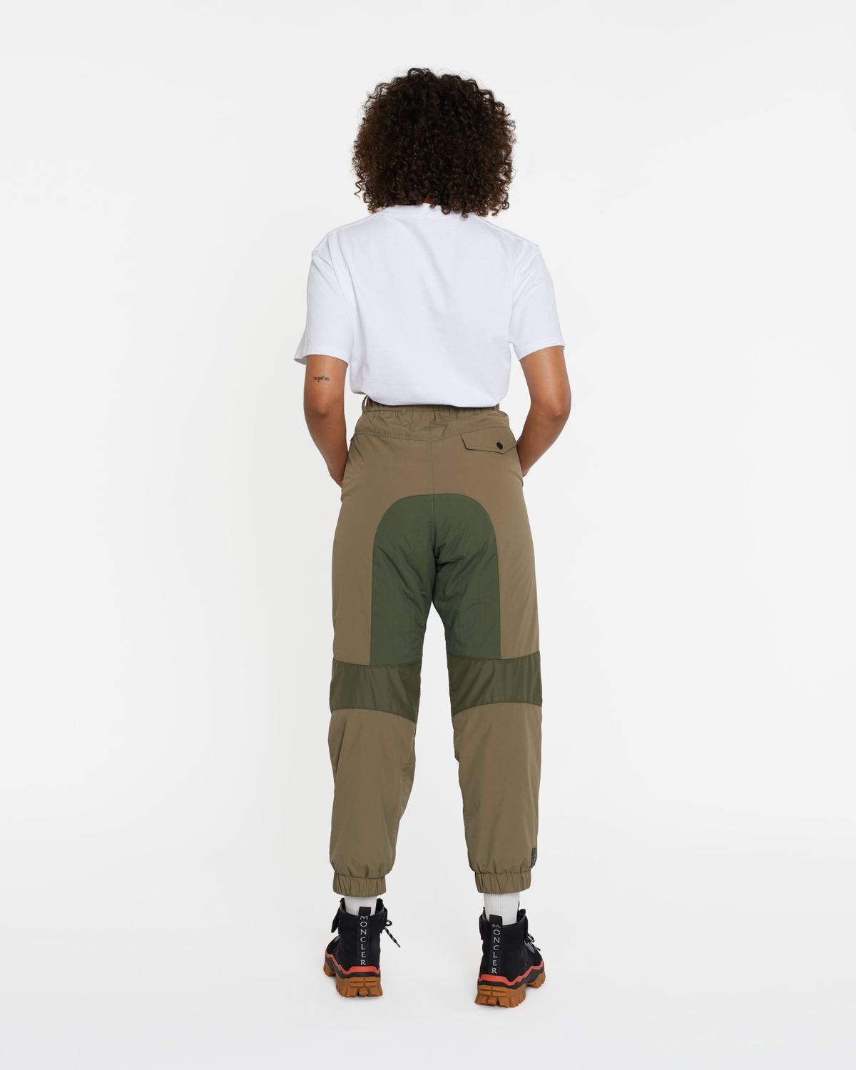 Moncler — Grenoble Recycled Sports Trousers - Image 3