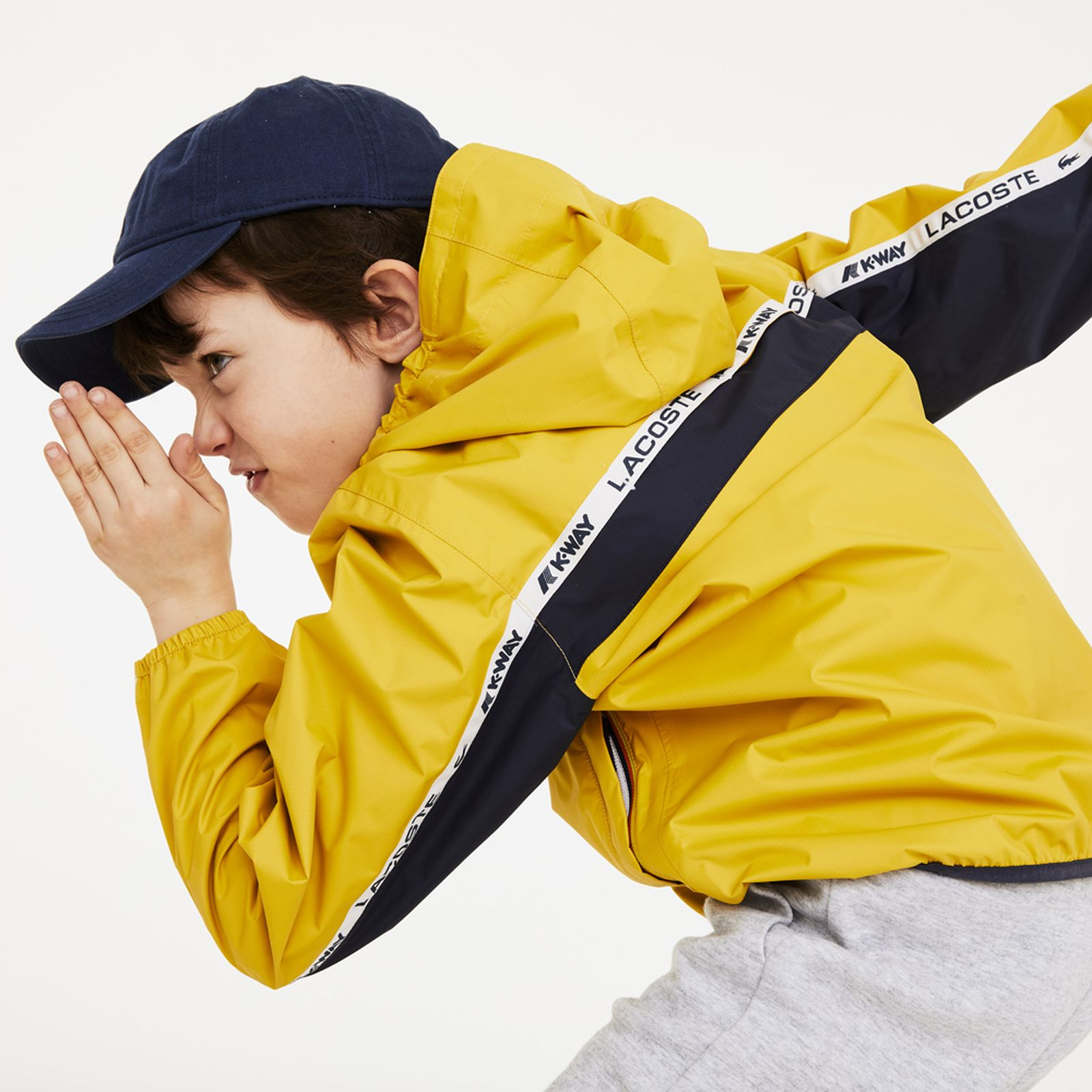 lacoste winter icons k way kids Alpha Industries gloverall k-way
