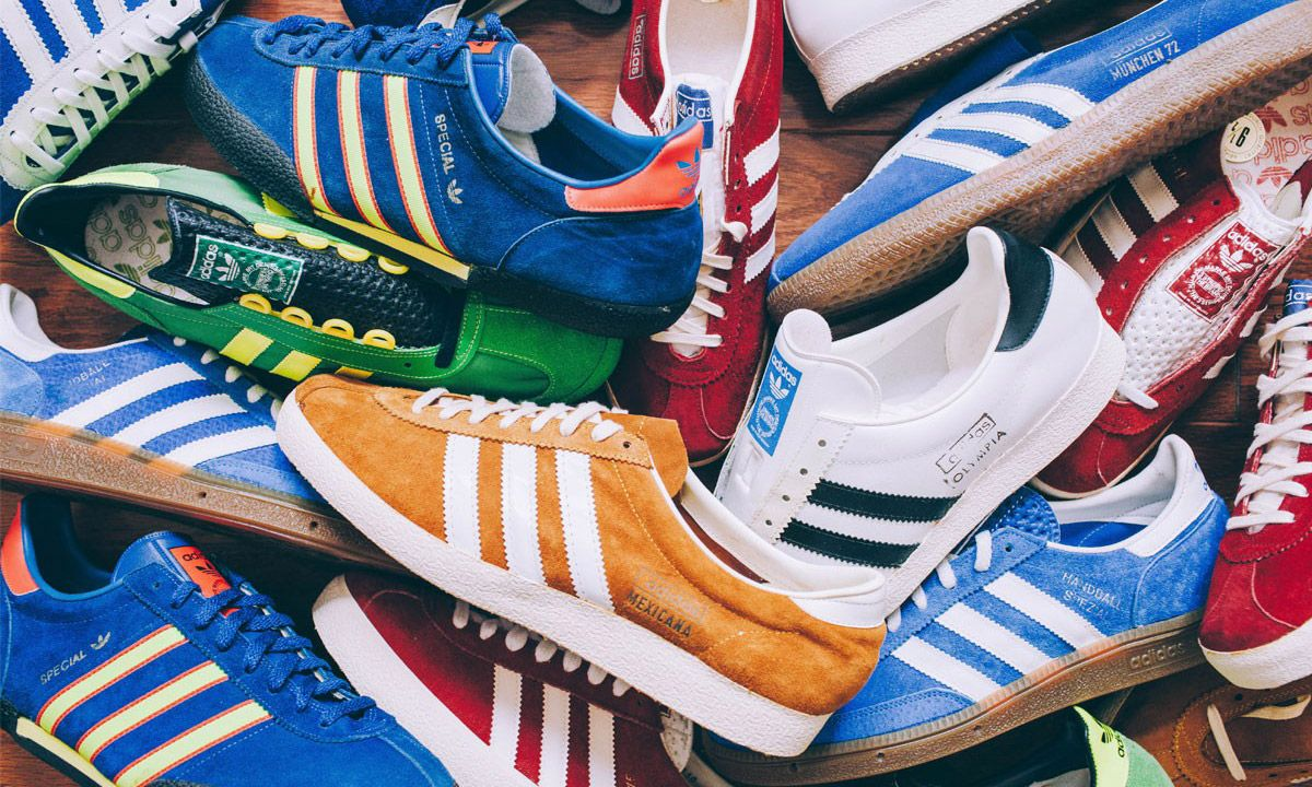 Amigo por correspondencia caridad Oficiales  How Football Casuals Became Europe's First Sneakerheads