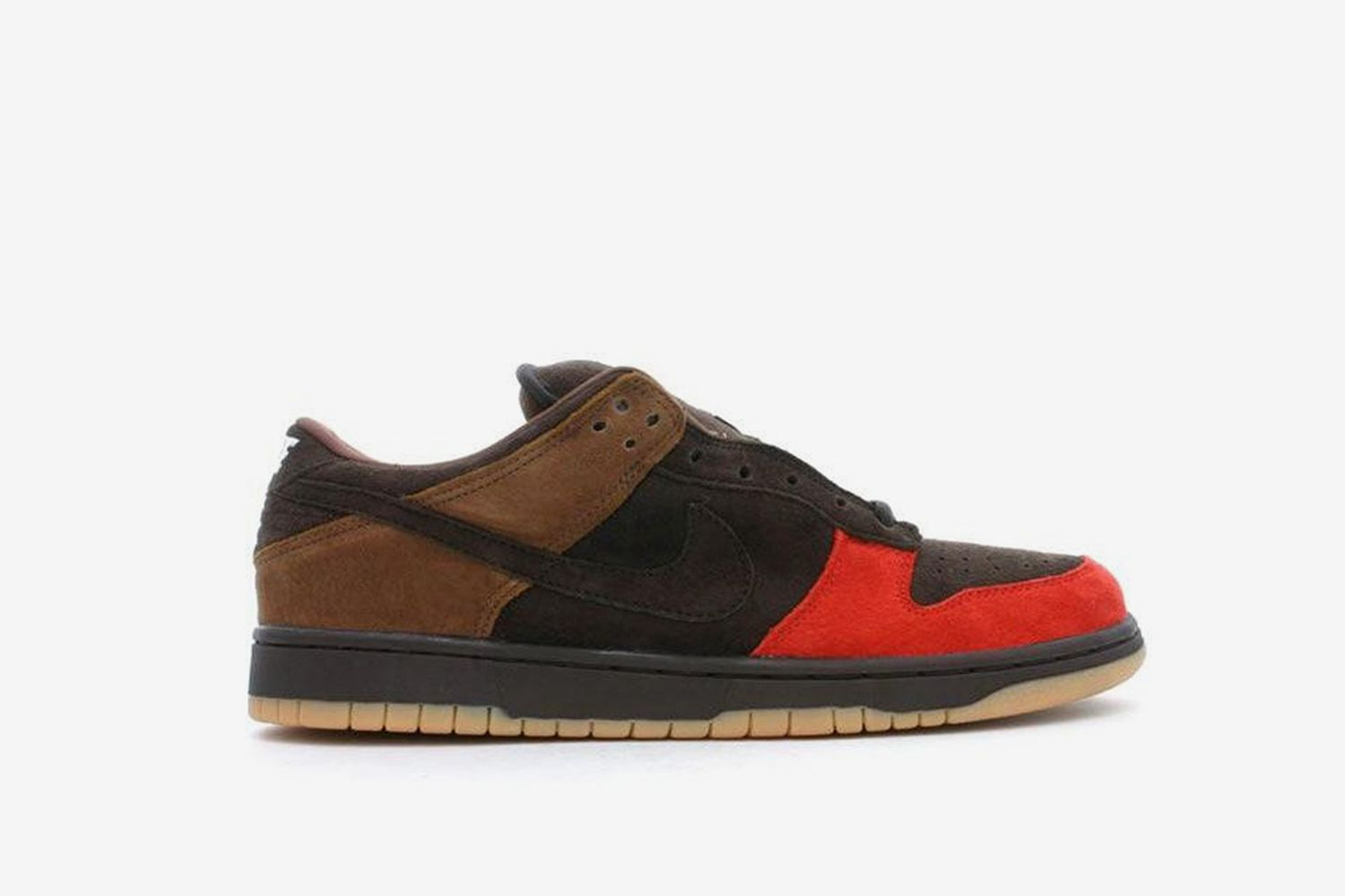 Dunk Low Bison