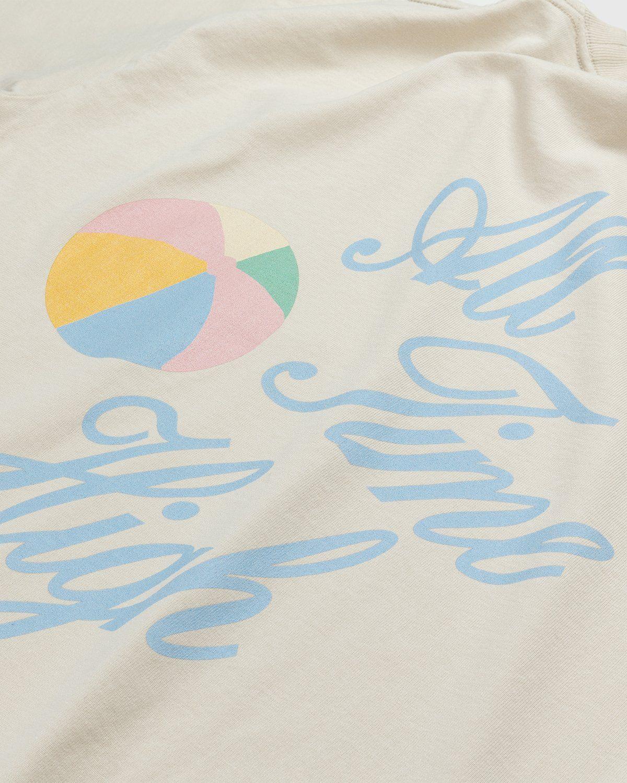 Highsnobiety – All Time High T-Shirt Eggshell - Image 4