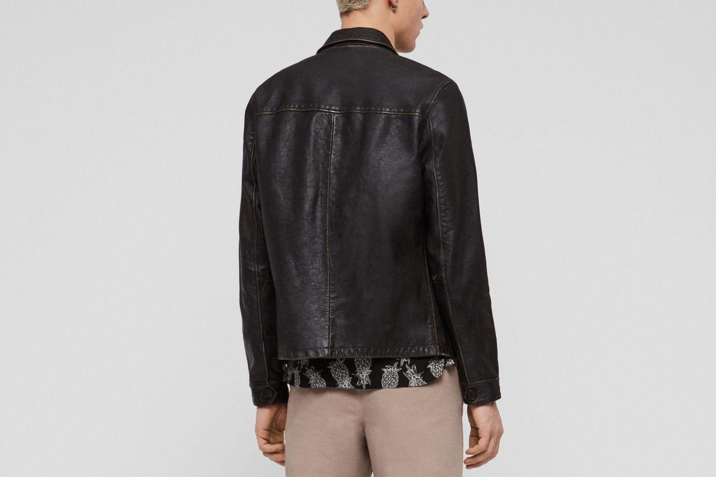 Waver Leather jacket