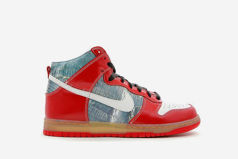 Dunk SB High Shoe Goo