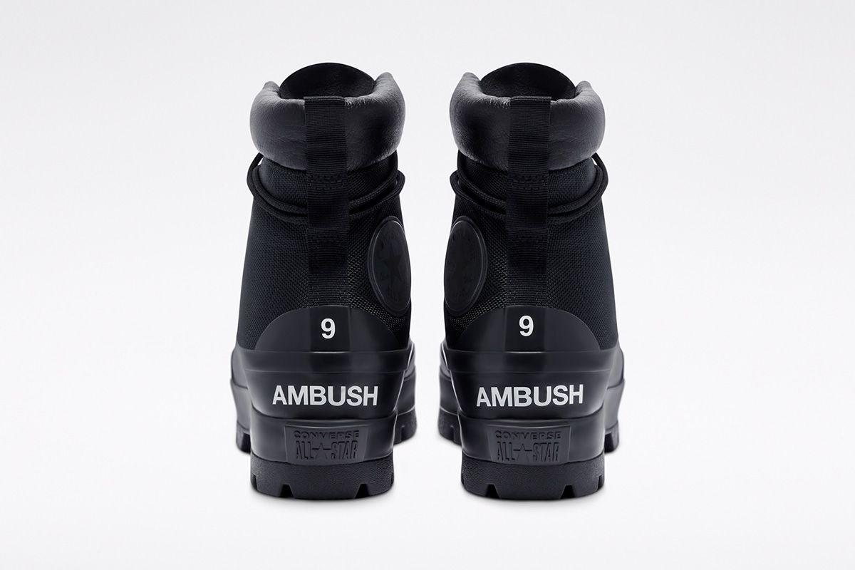 Yoon Ahn's AMBUSH x Converse Duck Boot Improves a Genderless Design 64