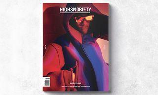 Lucien Clarke & James Lavelle Front Highsnobiety Magazine Issue 18