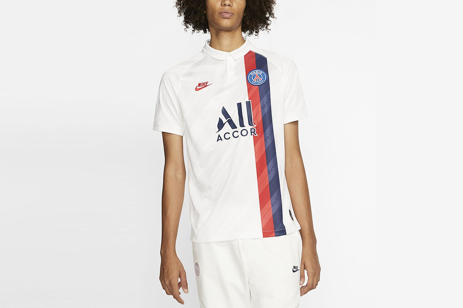 Paris Saint-Germain 2019/20 Stadium Third Soccer Jersey