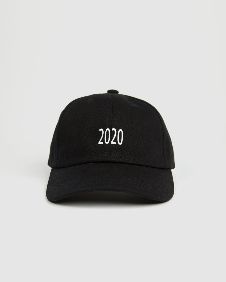 This Never Happened - 2020 Cap Black