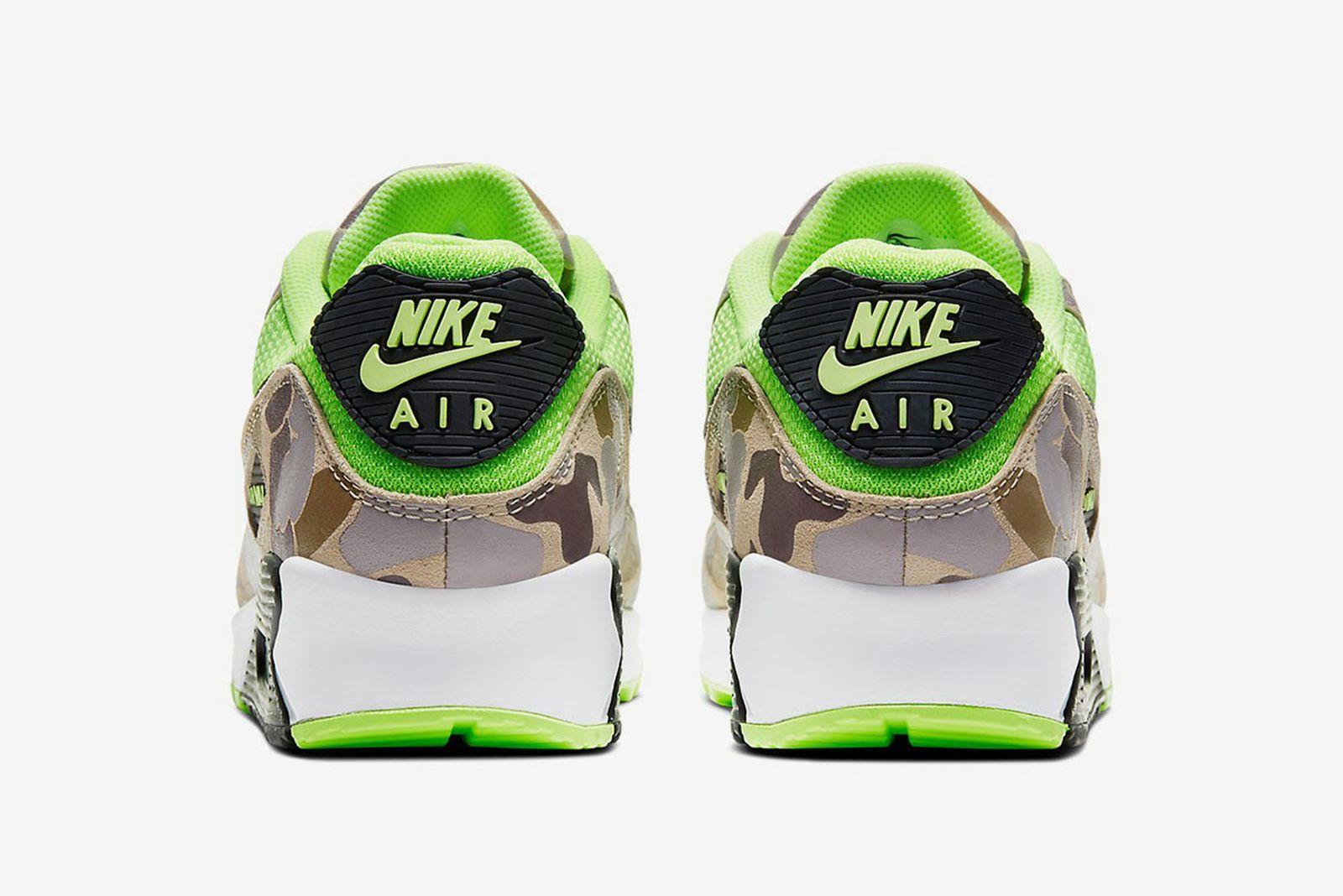 Air Max 90 'Green Camo'