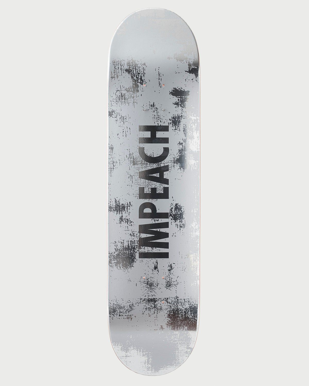 IMPEACH - WOOD DECK - Image 1