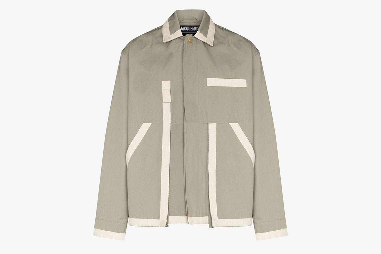 Le Blouson Grain Jacket