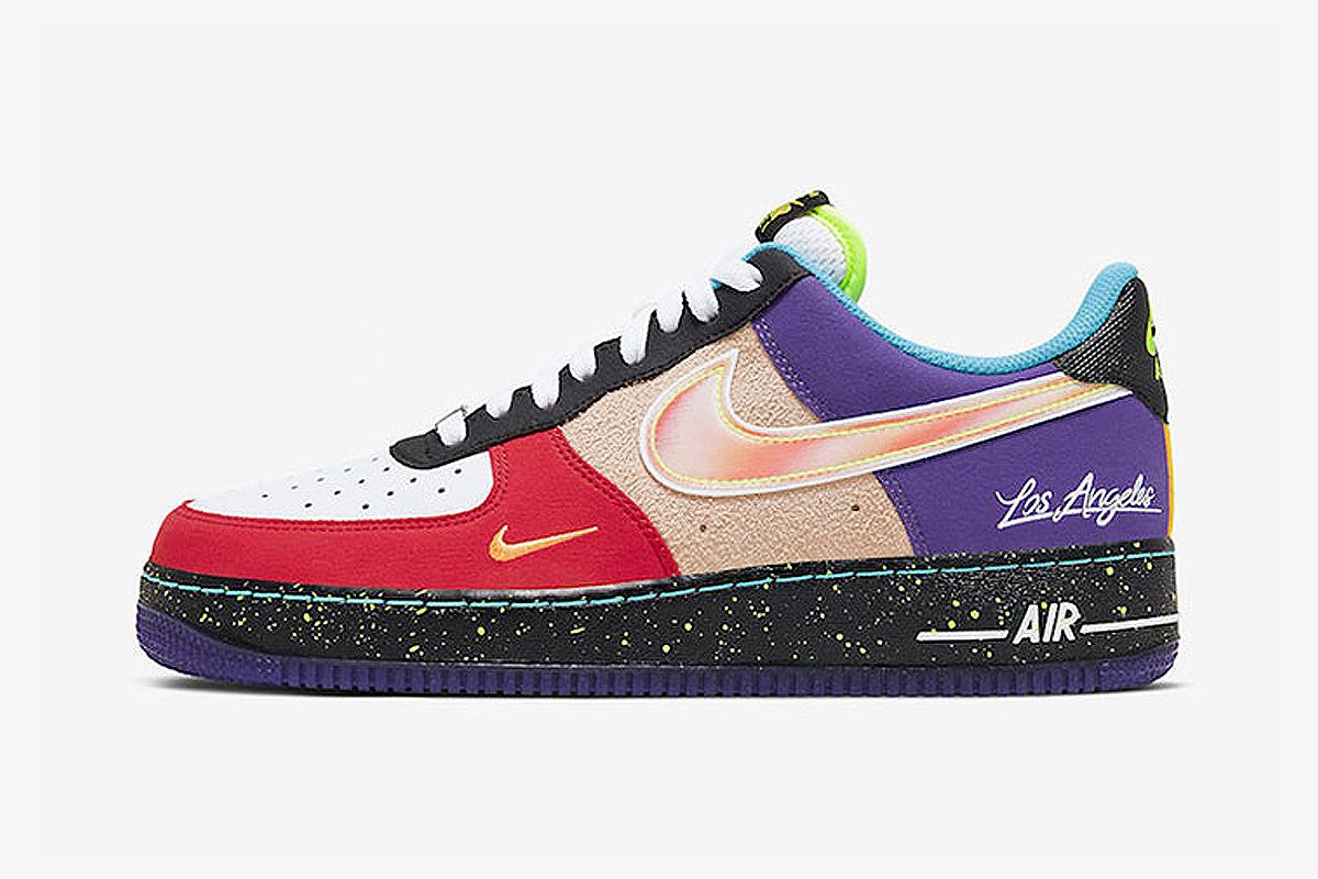 """Los Angeles Could Be Getting a """"What the"""" Air Force 1 Soon 1"""