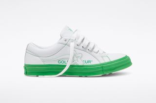 Golf Le Fleur X Converse One Star Colorblock Pack Release Info