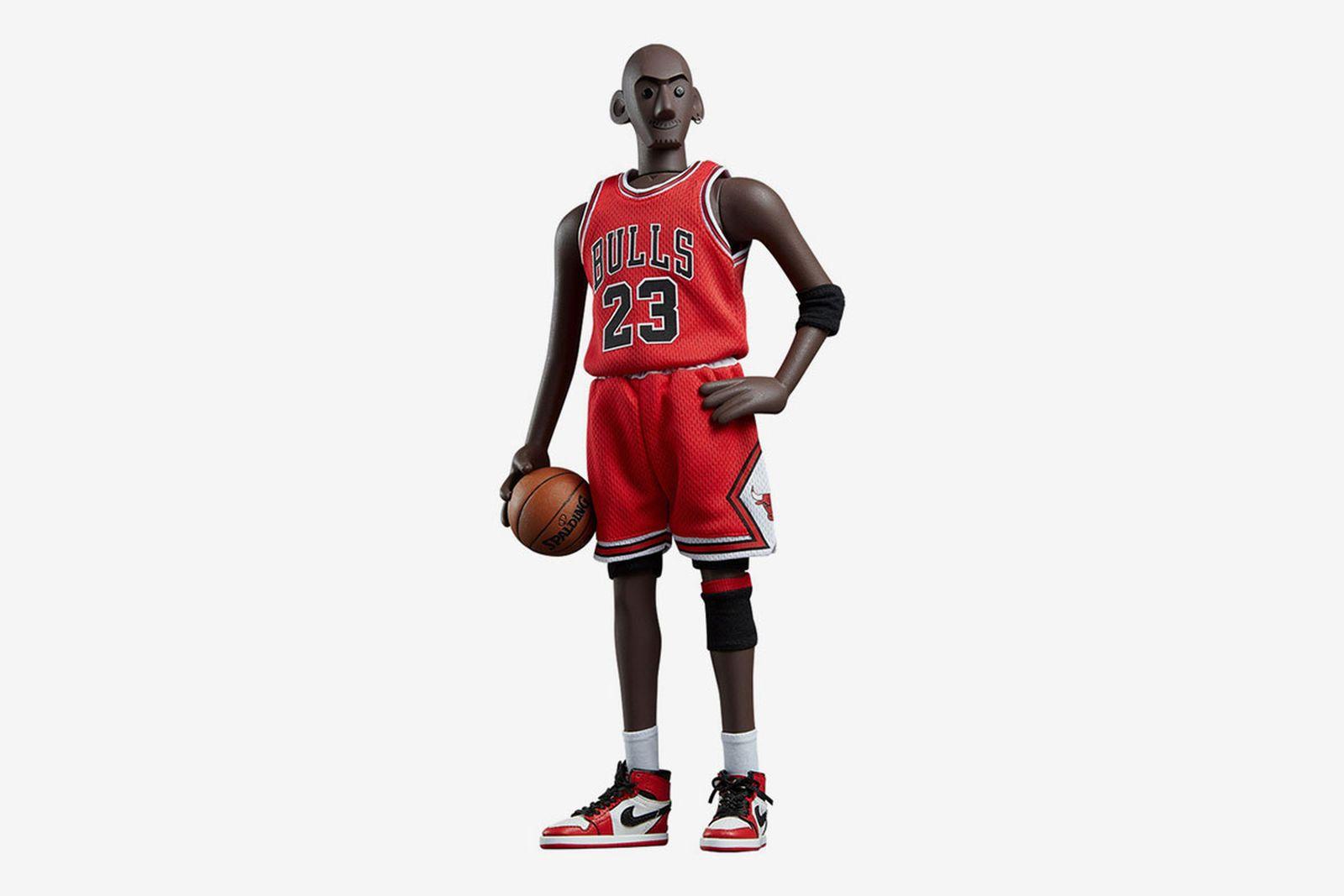 michael jordan figurine eric so
