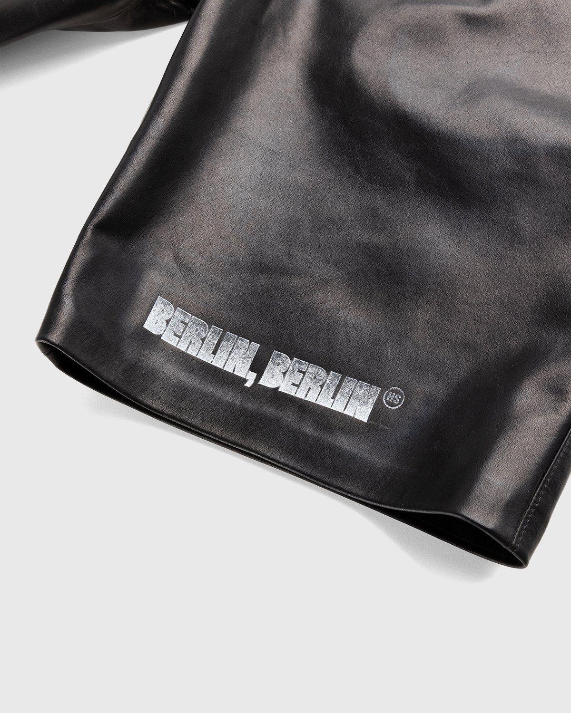 Highsnobiety x Butcherei Lindinger – Shorts Black - Image 4