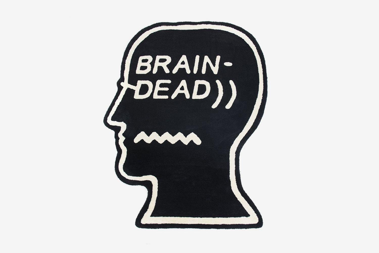Logo Head Rug