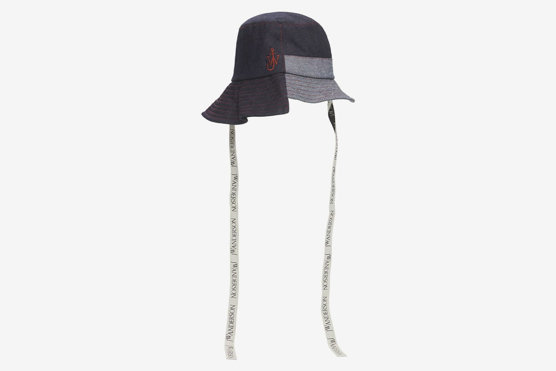 Recycled Denim Bucket Hat