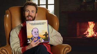 avengers kid friendly infinity war ending Avengers: Infinity War Jimmy Kimmel Live