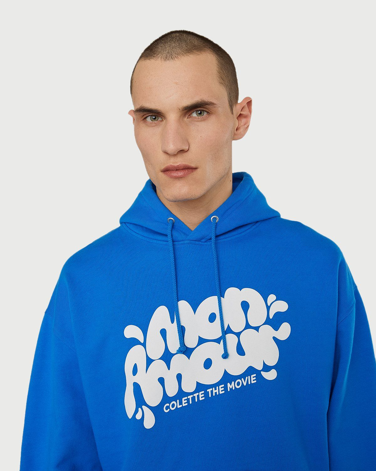 Colette Mon Amour — Water Bar Hoodie Blue - Image 4