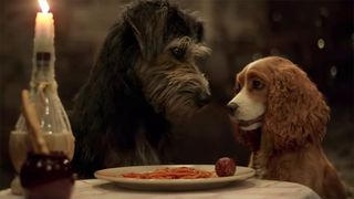 lady and the tramp trailer Disney Plus