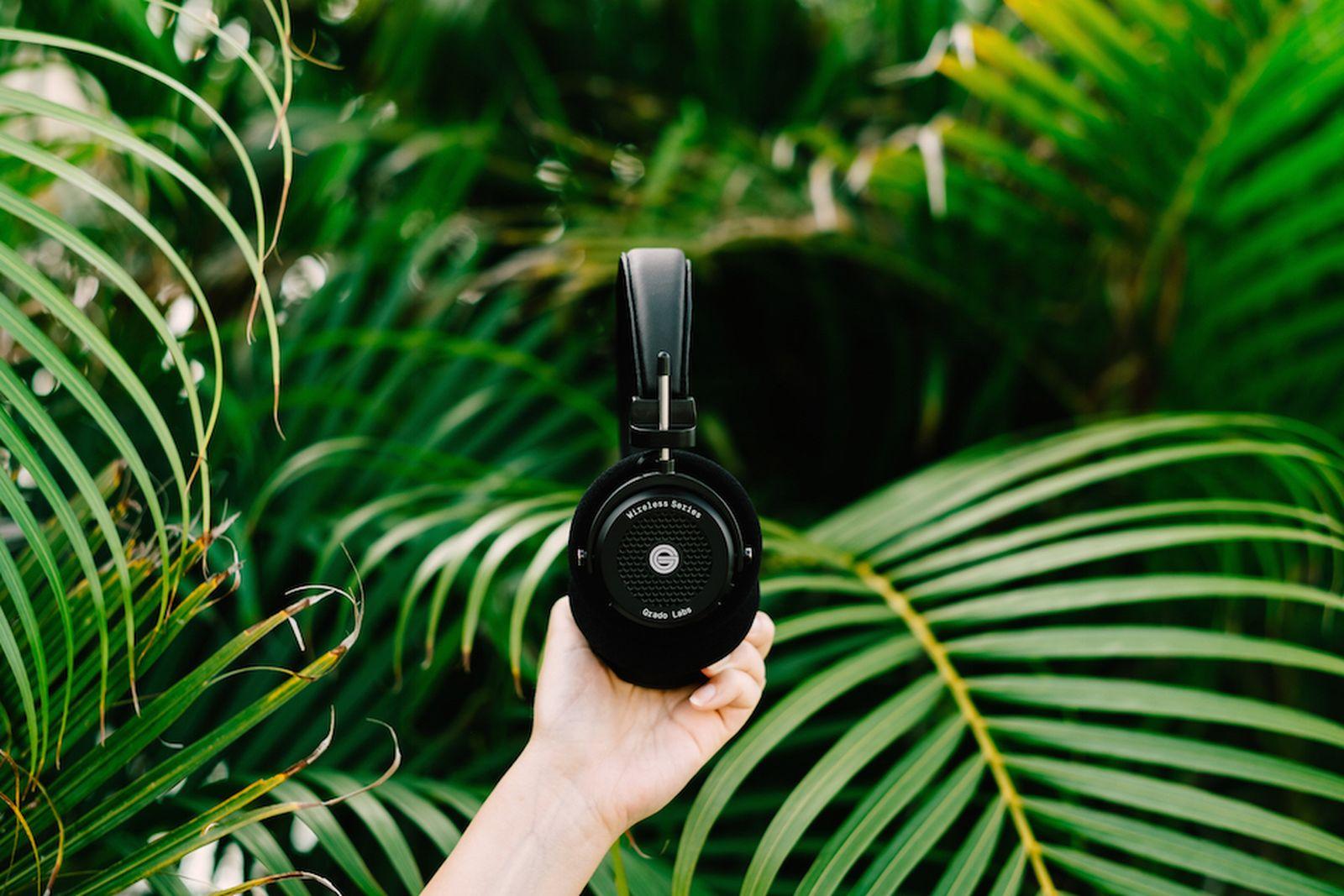 Grado GW100 Wireless Headphones with Plants Grado Labs GW100