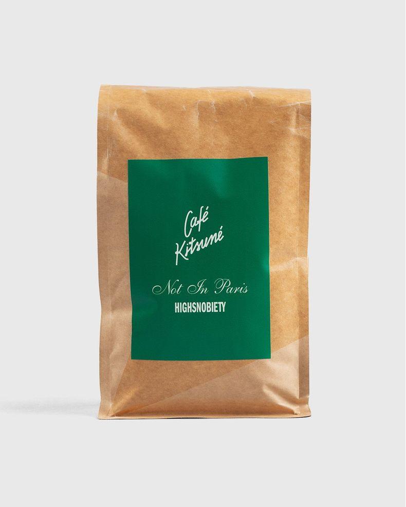 Café Kitsuné x Highsnobiety — Roasted Brazilian Coffee Beans