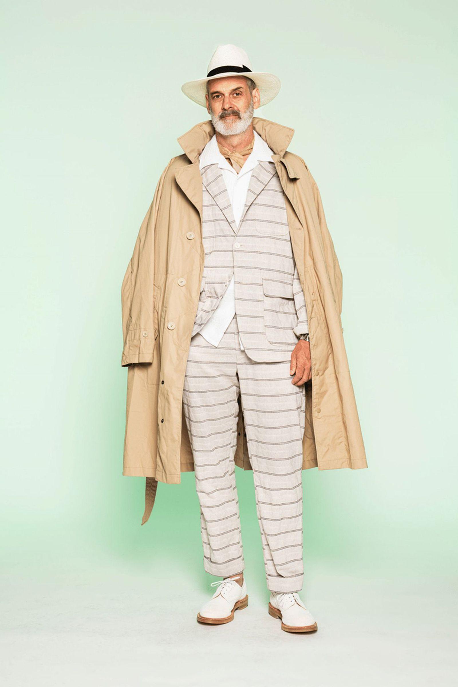 engineered garments spring summer 2022 collection lookbook (29)