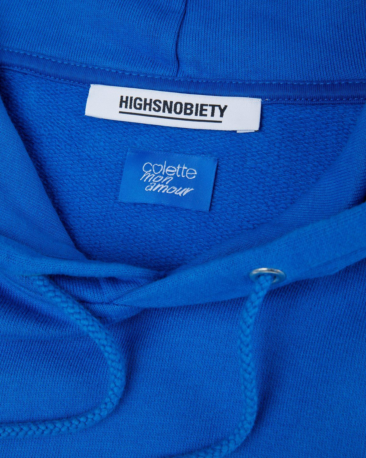 Colette Mon Amour — Water Bar Hoodie Blue - Image 6
