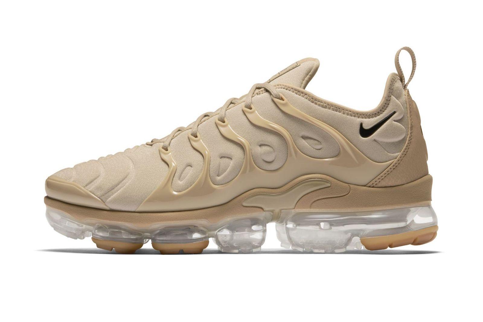 Nike Air VaporMax Plus Military Pack: Release Date, Price, & More
