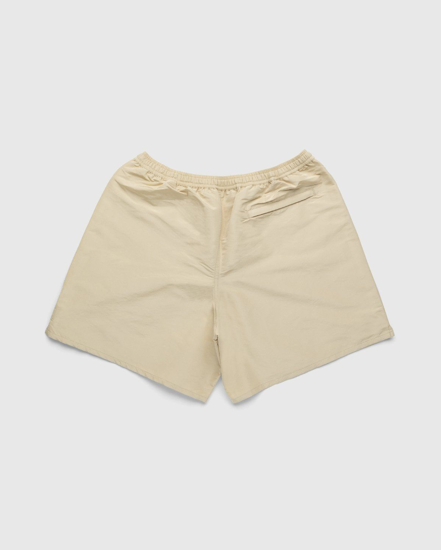 Acne Studios – Taffeta Shorts Sand Beige - Image 2