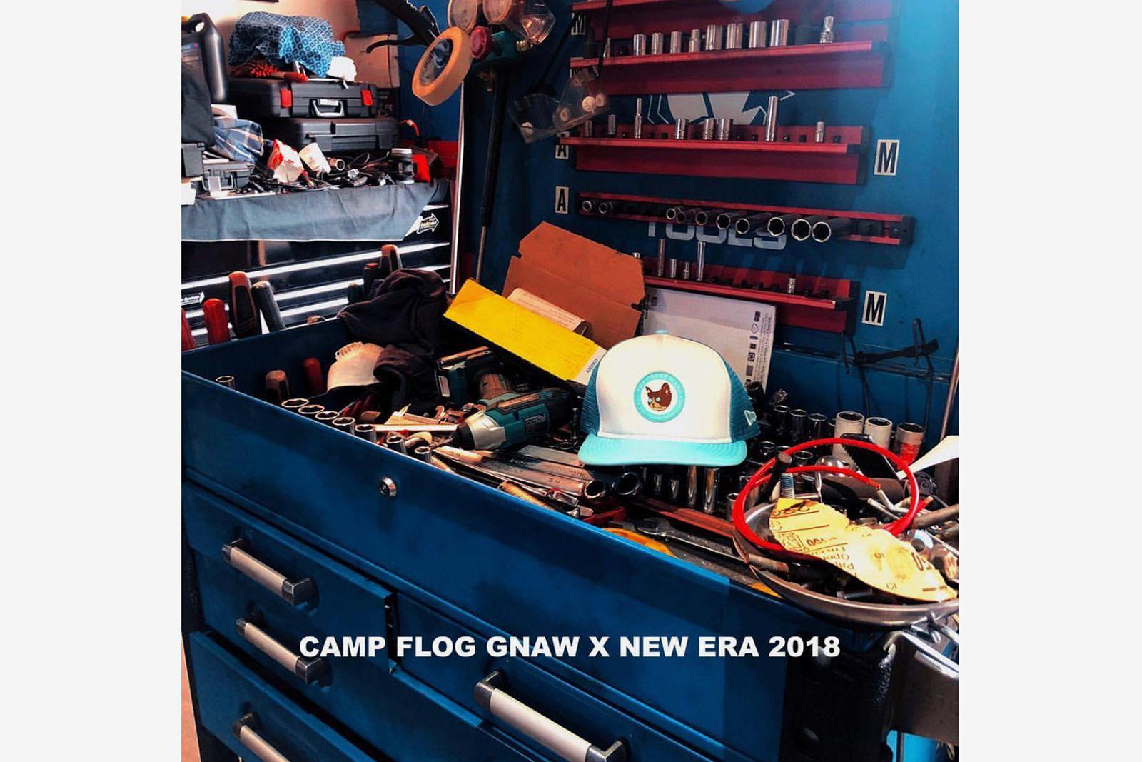 camp flog gnaw new era headwear tyler the creator