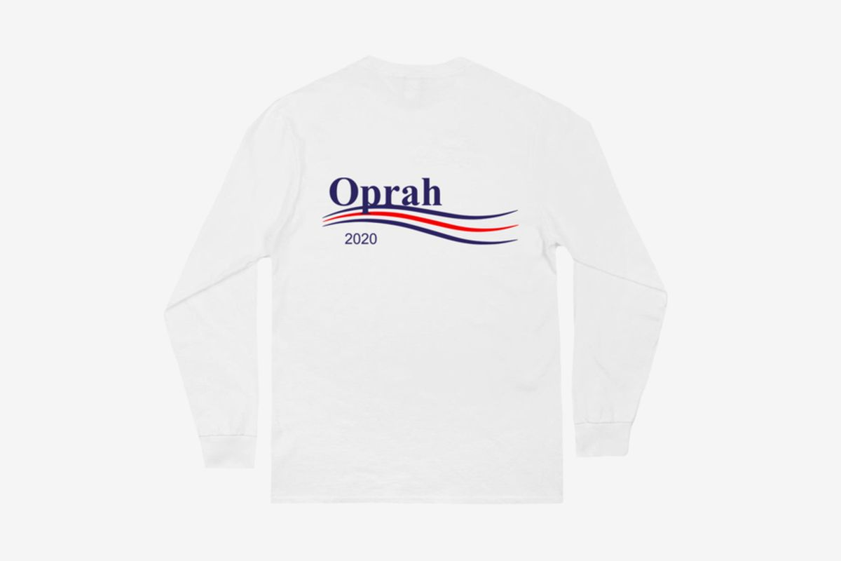 Oprah 2020 Longsleeve