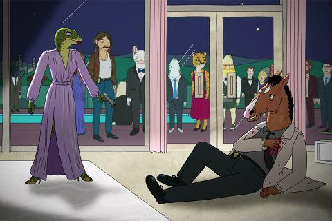 bojack horseman season 5 release date netflix