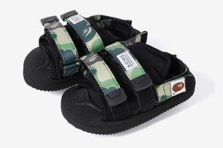 e50f0c6eae4c BAPE. BAPE. BAPE. Previous Next. BAPE and Suicoke s new collaborative  sandals are scheduled to ...