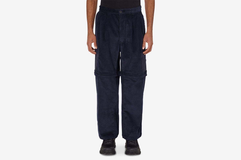 Convertible Zip Off Pants