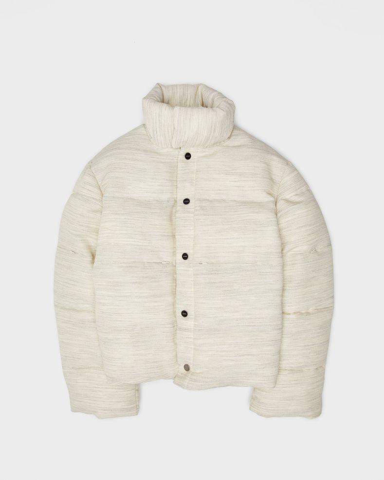 JACQUEMUS - La Doudoune Jacket Beige