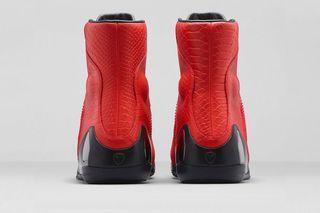 "908837b2322642 Nike Kobe 9 High KRM EXT ""Red Mamba"""