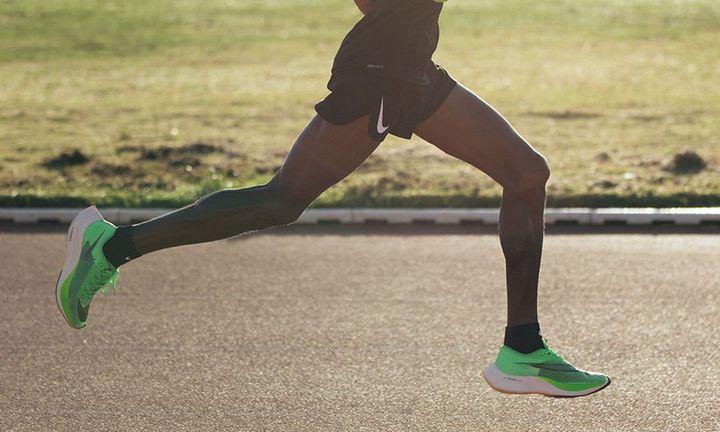 nike vaporfly running shoe