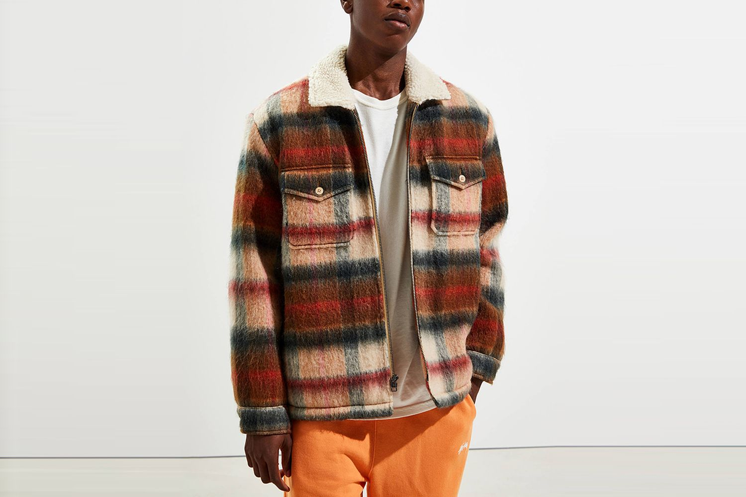 Sherpa Ranch Coat