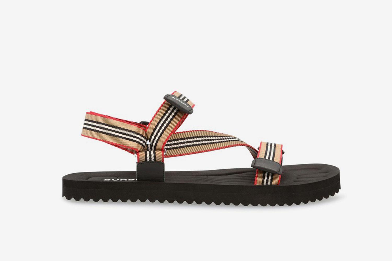 Patterson Nylon Sandals