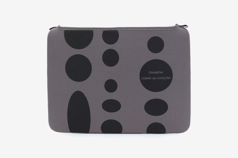 Polka Dot Laptop Pouch