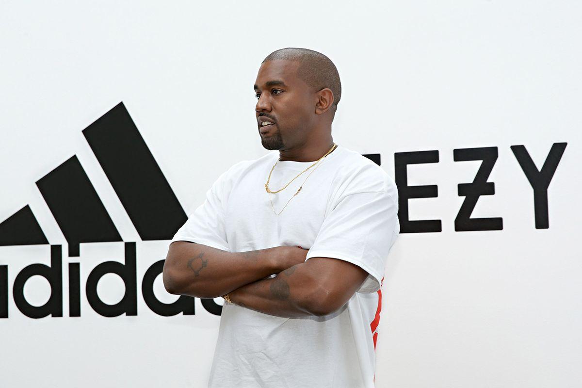 kanye west adidas yeezy earnings