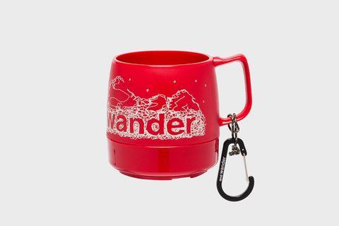 Dinex logo mug