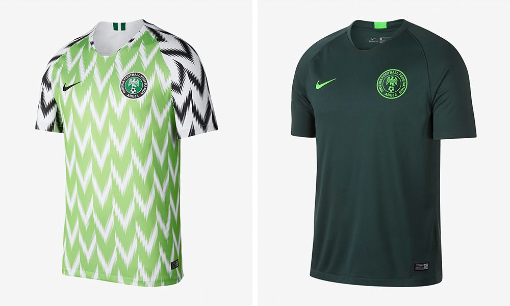 df73aac78 Here s How You Can Finally Cop the Nigeria World Cup Kit