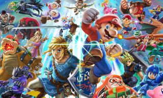 'Super Smash Bros. Ultimate' Is the Fastest Selling Nintendo Switch Game